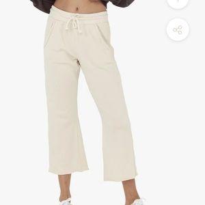 Mate the Label Crop Sweatpants